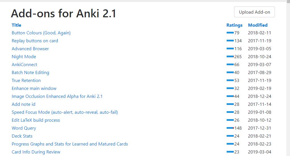 Como instalar os complementos (add-ons) do Anki | Anki Flashcards